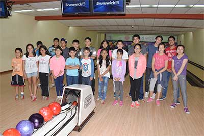 Paquete Cumpleaños Bowling